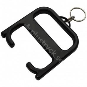 Hygiennyckel med nyckelring
