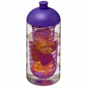 H2O Bop® 500 ml sportflaska med kupollock och fruktkolv