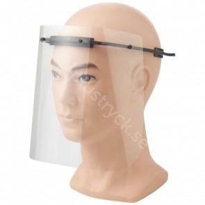 Skyddande ansiktsvisir - Medium