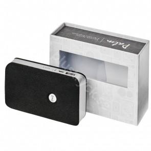 Palm Bluetooth® högtalare med trådlös powerbank