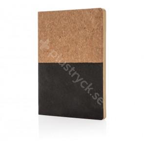 Eco anteckningsbok i kork