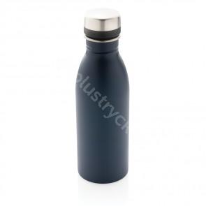 Lyxig vattenflaska i stainless steel