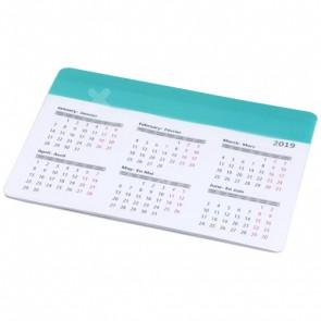 Chart musmatta med kalender