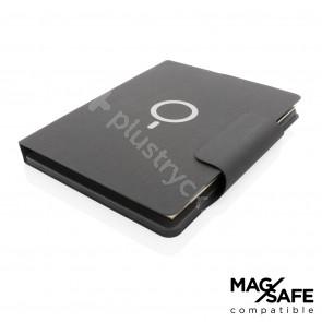 Artic magnetisk a4 portfolio, 10w trådlös laddning