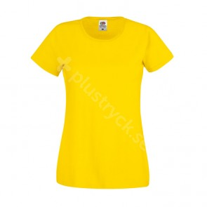 LADY-FIT ORIGINAL TEE 61-420-0