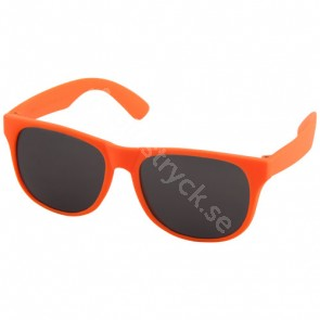Retro enfärgade solglasögon