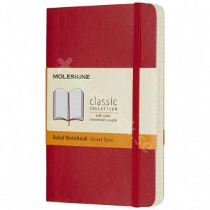 Classic PK av anteckningsbok med mjukt omslag – linjerad