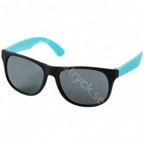 Retro tvåfärgade solglasögon