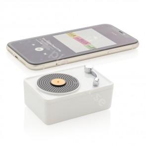Mini vintage 3w trådlös högtalare