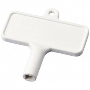 Largo plastnyckel för element