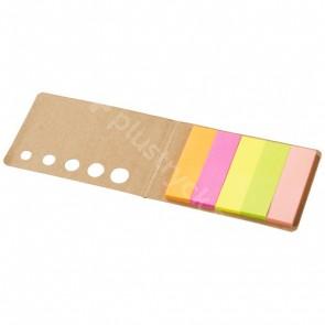 Fergason självhäftande notislappar i färg