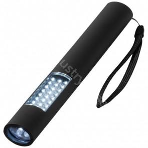 Lutz magnetisk 28 LEDs ficklampa