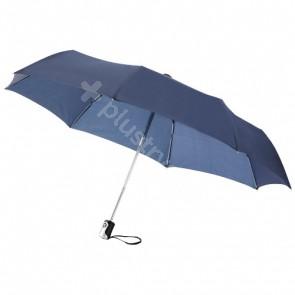 "Alex 21,5 ""hopfällbart automatisk paraply"
