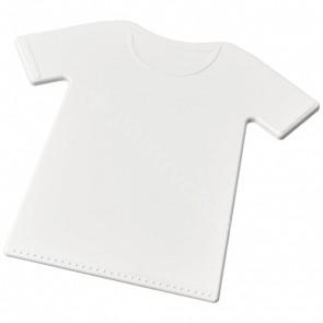 Brace t-shirtformad isskrapa