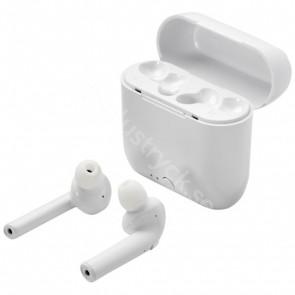 Essos trådlösa hörlurar för automatisk sammankoppling, med fodral