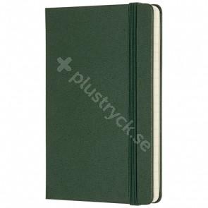 Classic PK av inbunden anteckningsbok – linjerad