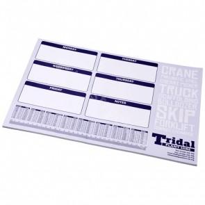Desk-Mate® A2 anteckningsblock