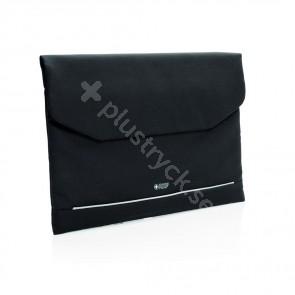"""Swiss Peak RFID 15.6"""" laptopsleeve, PVC-fri"""