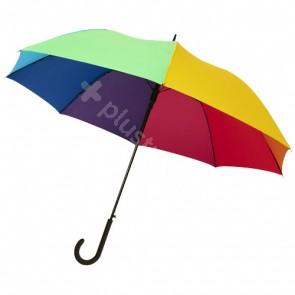 """Sarah 23"""" vindsäkert paraply, öppnas automatiskt"""