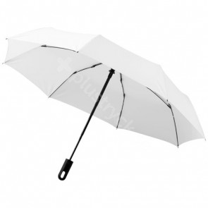 "Traveler 21,5"" hopfällbart automatiskt paraply"