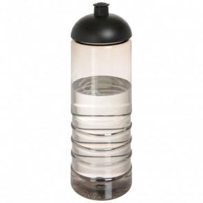 H2O Treble 750 ml sportflaska med kupollock