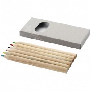Ayola 6-delarsset med färgpennor