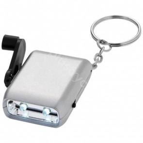 Carina nyckelring med dubbla LED-lampor