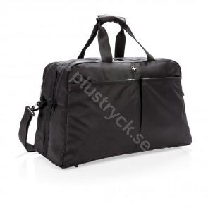 Swiss peak rfid duffel med resväskeöppning