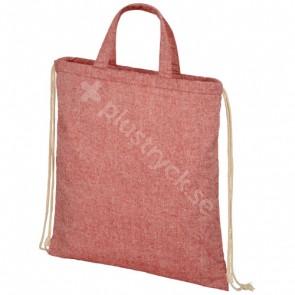 Pheebs ryggsäck med dragsko på 210 g/m² i återvunnet material