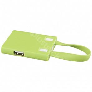 USB port & 3-i-1 kablar
