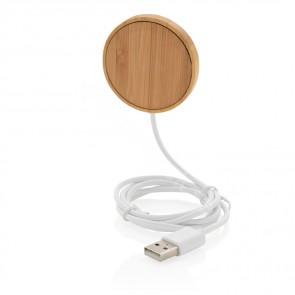 10w bambu magnetisk trådlös laddare