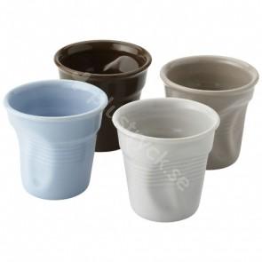 Milano 4-delars espressoset i keramik