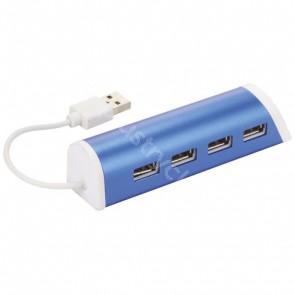 4-portars USB-laddare och telefonställ