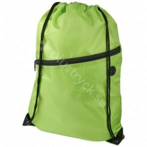 Oriole blixtlåsförsedd ryggsäck med dragsko