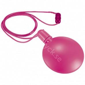 Blubber rund behållare för såpbubblor