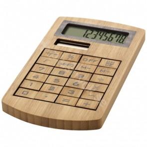 Eugene miniräknare i bambu