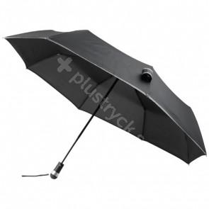 "Luminous 27"" hopfällbart automatiskt paraply med LED"