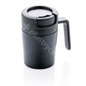 Coffee to go termosmugg med handtag